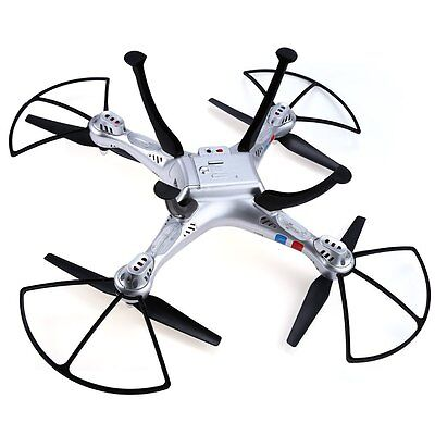 Nuovo Flip RC Quadcopter Syma X8G Headless 360° 2.4Ghz 4CH with 5MP HD Camera