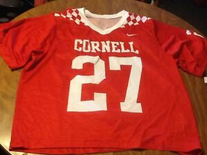 2c915a2193dc Image is loading Nike-Cornell-big-red-sublimated-mens-large-lacrosse-