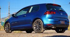 ROKBLOKZ Rally Mud Flaps for the 2015+ VW GOLF, Volkswagen MK7