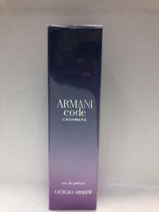 ennakkotilaus halpa poimittu Details about Armani Code Cashmere Perfume by Giorgio Armani, 2.5 oz EDP  Spray women NEW