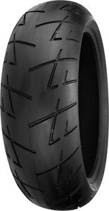 SHINKO 009 RAVEN RADIAL 180/55ZR17 180/55R17 Rear Radial BW Motorcycle Tire 73W