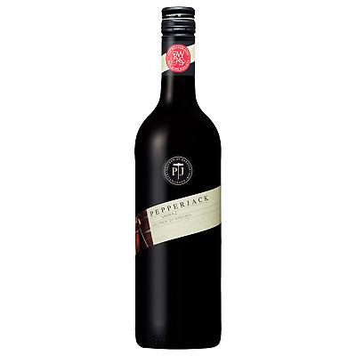 Pepperjack Shiraz 2012 case of 6 Dry Red Wine 750mL Barossa Valley