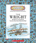 The Wright Brothers: Inventors Whose Ideas Really Took Flight by Mike Venezia (Paperback / softback)