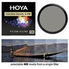 Hoya 58mm Variable Neutral Density 3-400 Filter
