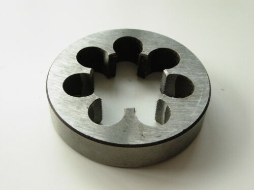 1pc Metric Right Hand Die M33 X 1 1.25 1.5 2 3 3.5mm Threading Tools