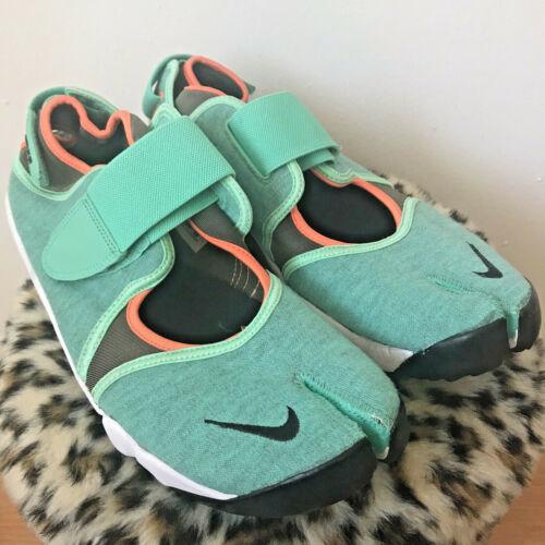 RARE Nike AIR RIFT 308662-301 Green Men's 12 Split