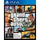Grand Theft Auto 5 V PS4 (Pre-Owned) SAME DAY DISPATCH Aus Retail Version