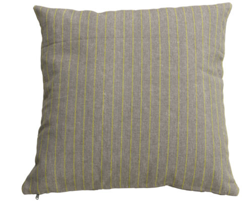 Kissenhülle Kissenbezug Kissenüberzug 50x50cm versch Farben 100/%Baumwolle