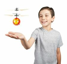 Marvel Avengers UFO Ball IR Helicopter Spider-Man Captain America Iron Man Thor