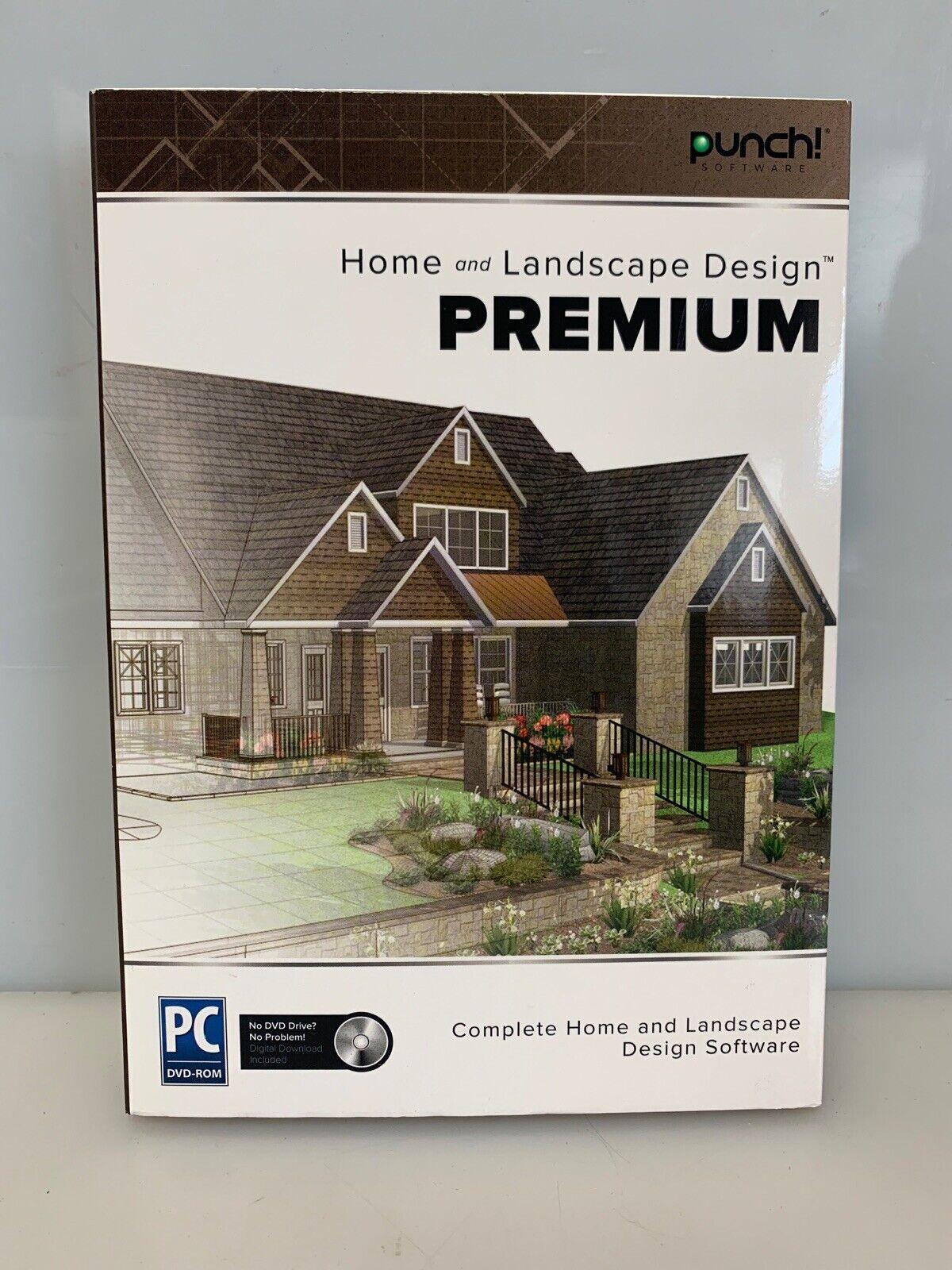 Punch Home Landscape Design For Sale Online Ebay