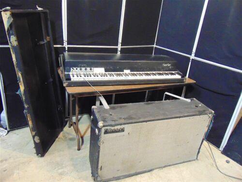 ** Vintage Rhodes Keyboard Pin, Black lg #2a