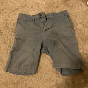 American Eagle Extreme Flex Black Shorts Size 28