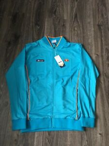 Mens met Top Medium Track Gloednieuw tags Ellesse xRq80n