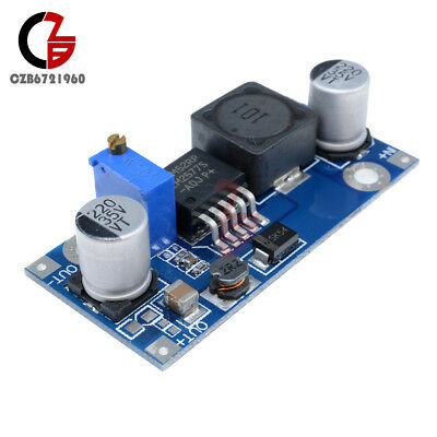 New LM2577 DC-DC Adjustable Step-up boost Power supply Converter Module