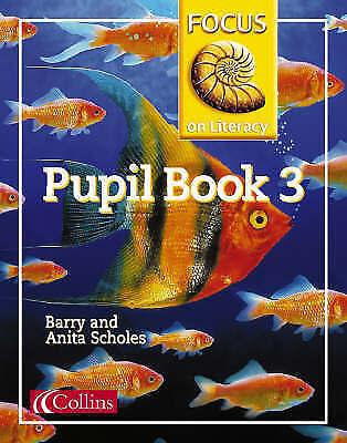 1 of 1 - Focus on Literacy: Pupil Textbook Bk.3