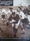 RUGBY 5 NATIONS XV FRANCE ECOSSE FOOTBALL CHAMPIONNAT N° 137 MIROIR SPRINT 1949