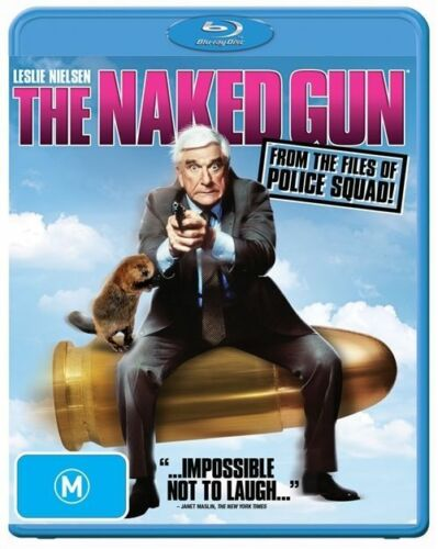 1 of 1 - The Naked Gun (Blu-ray, 2013)