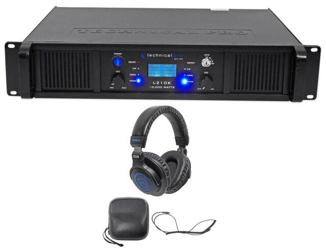 TECHNICAL PRO DUAL 21 BAND PROFESSIONAL PRO DJ EQUALIZER w// DIGITAL SPECTRUM NEW