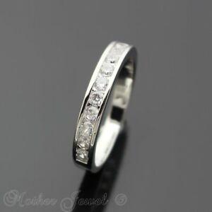 SIMULATED-DIAMOND-SILVER-RHODIUM-IP-ETERNITY-WEDDING-ANNIVERSARY-BAND-RING