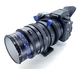 Hartblei-Adattatore-per-Mamiya-RB-RZ-67-SEKOR-Z-K-Lenti-a-L-Fujifilm-GFX-1