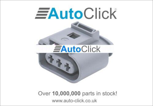 3 WAY CONNECTOR KIT INC TERMINALS 3-AC075 VW VOLKSWAGEN VAG 1J0 973 723G
