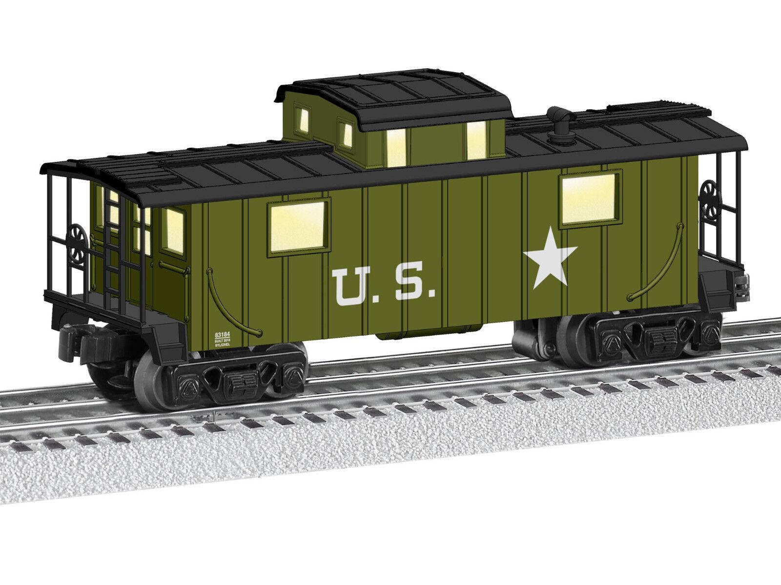 Lionel  84780 U.S CABOOSE