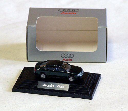 A543 WIKING Audi A6 Limousine dunkelgrünmetallic OVP PC