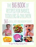 Big Book of Recipes for Babies, Toddlers & Children, 365 Quick, Easy and Healthy