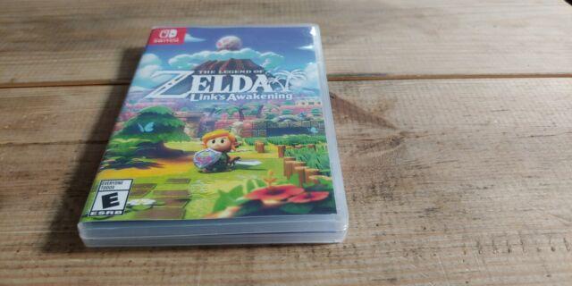 The Legend of Zelda: Link's Awakening (Nintendo Switch, 2019)Includes Case
