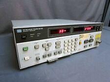 Hp 8970b 10mhz 1600mhz Gain Measurement Noise Figure Meter