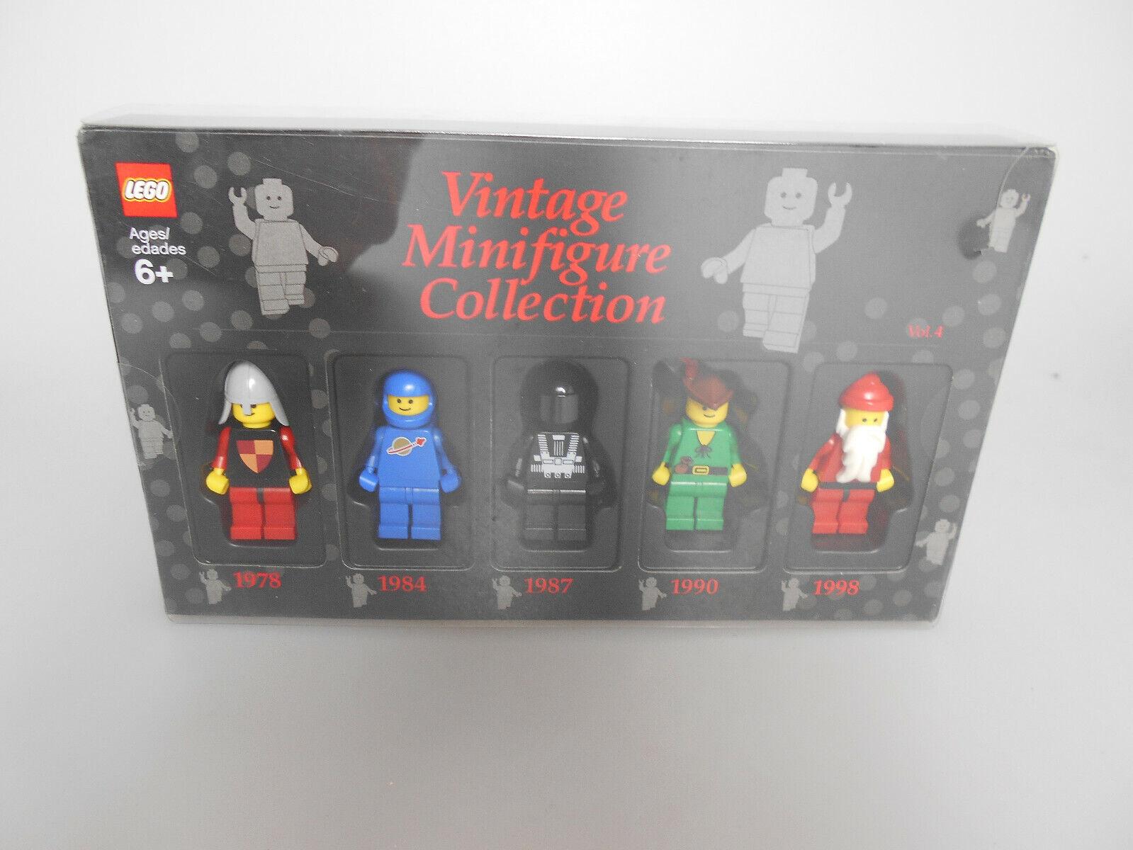 Lego® Vintage Minifiguren Collection 1978-1998 Neu 852753