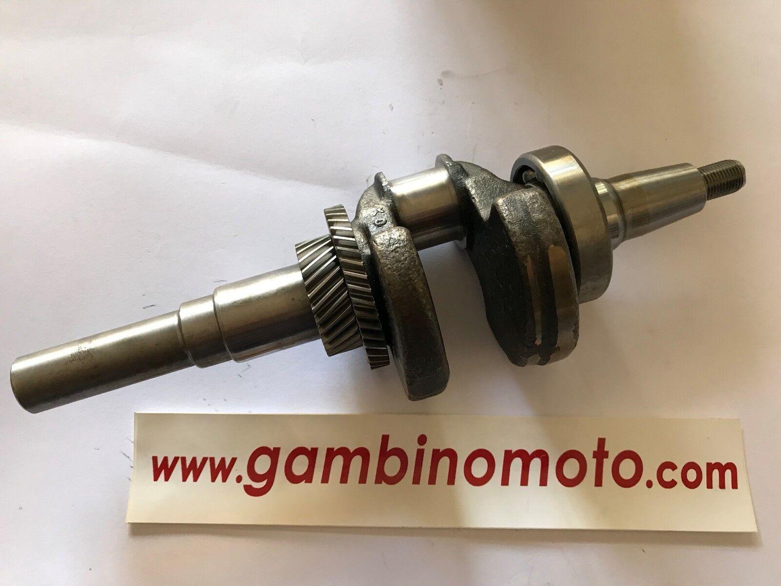 ALBERO MOTORE COMPLETO HONDA GX340 - GX390 ALBERO CILINDRICO MM 25,4