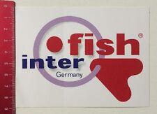 Aufkleber/Sticker: Interfish Germany - Angelsport (28031666)