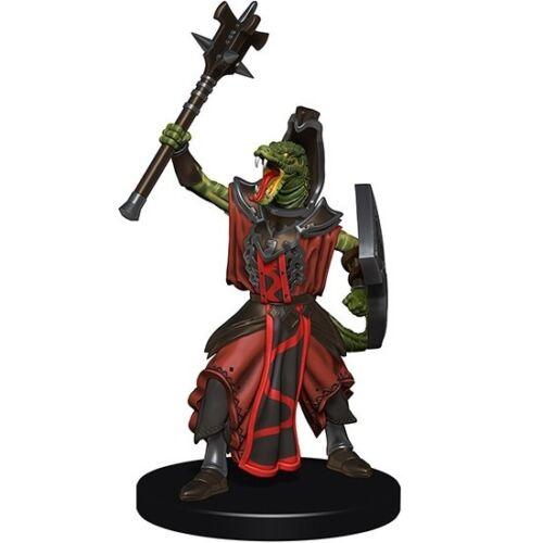 Serpentfolk Cleric Jungle of Despair Lightly Played  Various Pathfinder Sets D/&D