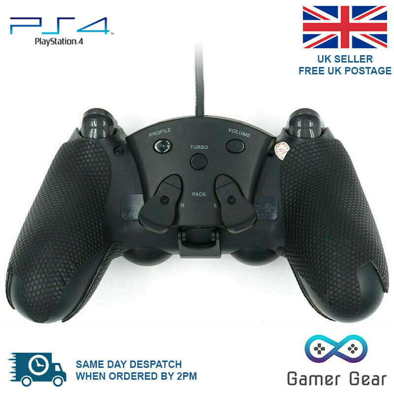 Mayflash Magic Pack PS4 Controller Encoder FPS Adapter with MODS & Paddles