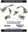 Johnson Evinrude Tune Up Kit 3 4 5 5.5 6 7.5 HP 1952-76 See Chart 172522