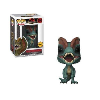 Pop! Funko Jurassic Park Dilophosaurus n°550