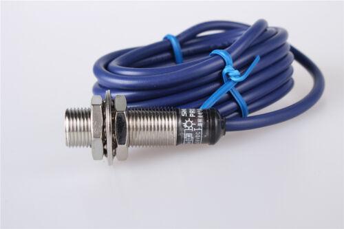 PR12-2DN 2mm Sensor Inductive Proximity Switch Detector PNP DC 12-24V