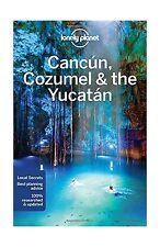 Travel Guide: CANCUN, COZUMEL AND THE YUCATAN 7 by Lucas Vidgen (2016, Paperback)