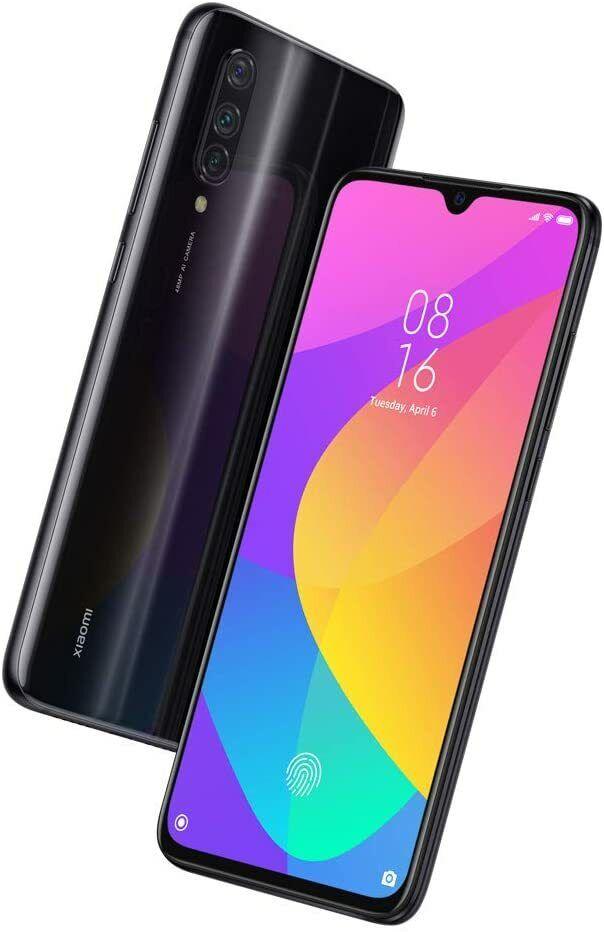 xiaomi: Smartphone Xiaomi Mi 9 Lite Grigio Grey 6,39″ 6/128GB DUAL SIM Versione Global