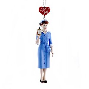 I Love Lucy Vitameatavegamin Ornament LU2151 New