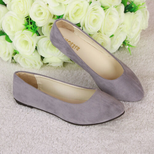 Women Girls Velvet Low Flat Heel Shoes Maid Lolita Casual Cosplay Shoes 23Colors