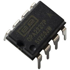 OPA2227PA Burr Brown Op-Amplifier 8MHz 2,3V/µs Dual Low Noise OpAmp DIP-8 855966