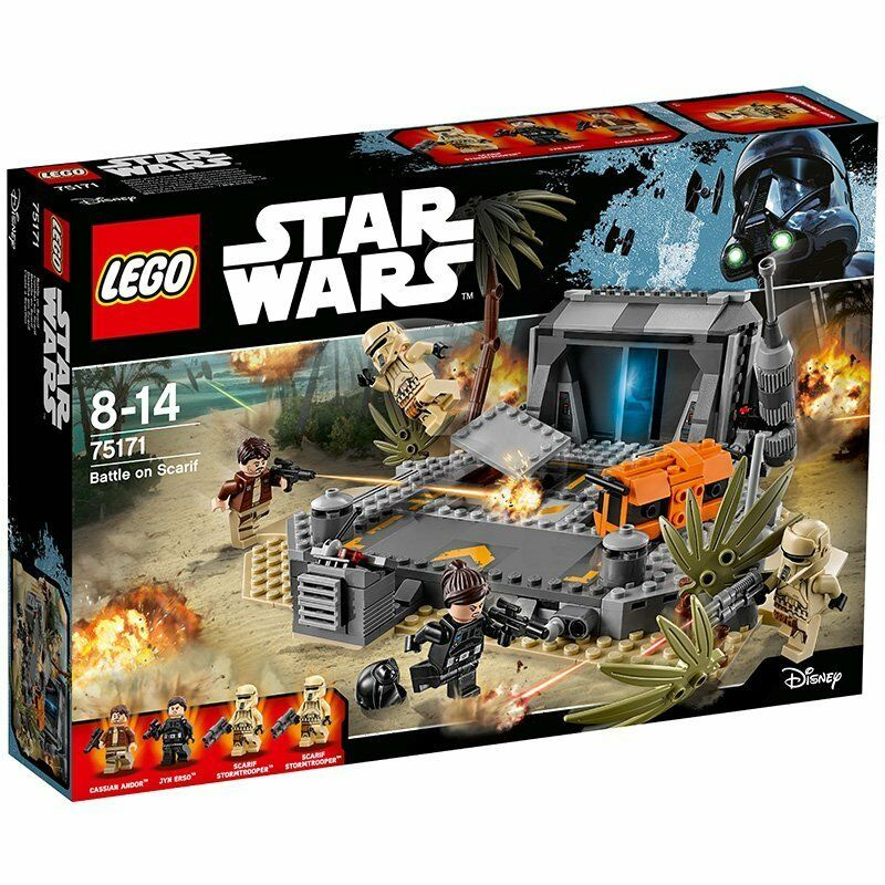 Lego Star Wars 75171 Batalla en Scarif  Nuovo - Sealed