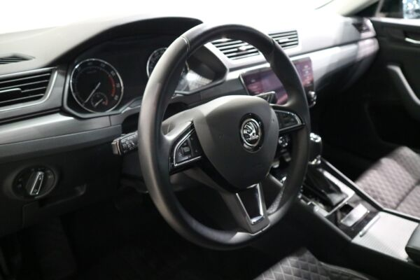 Skoda Superb 1,4 TSi 150 Style Combi DSG - billede 4
