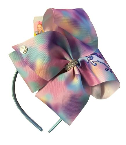 JoJo Siwa Bows Kids Large Bow Headband Head Band
