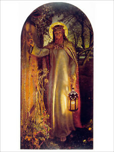 Photo-Imprime-The-Lumiere-Of-World-Chasse-William-Holman-en-Divers-Tailles