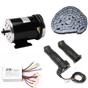 1000w 48v electric motor controller throttle chain scooter. Black Bedroom Furniture Sets. Home Design Ideas