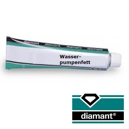 11,31 EUR//100 g Heißwasser 190°C Wasserpumpenfett diamant® 65gr