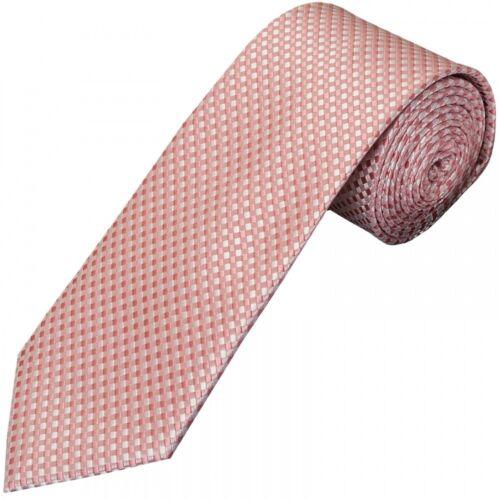 Rose Gold Diamond Neat Classic Men/'s Tie Regular Tie Normal Tie Neck Tie Wedding